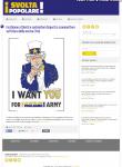 svoltapopolare.com - campagna attivisti